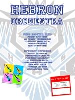 10 Hebron orchestra credits