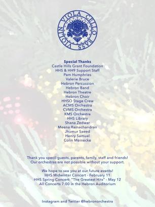 19 15 winter concert Hebron orchestra credits 2